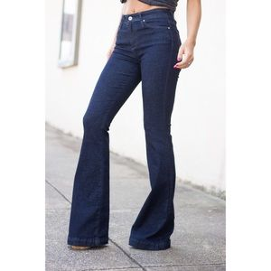AG Adriano Goldschmied The Janis Flare Jeans